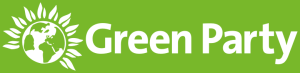 Green Party logo banner